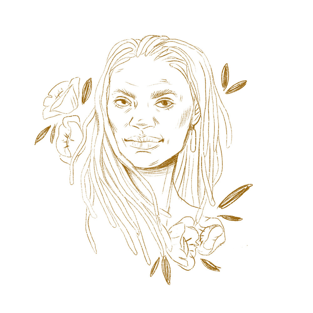 Maya Wiley , Illustration /  Grace Stamps