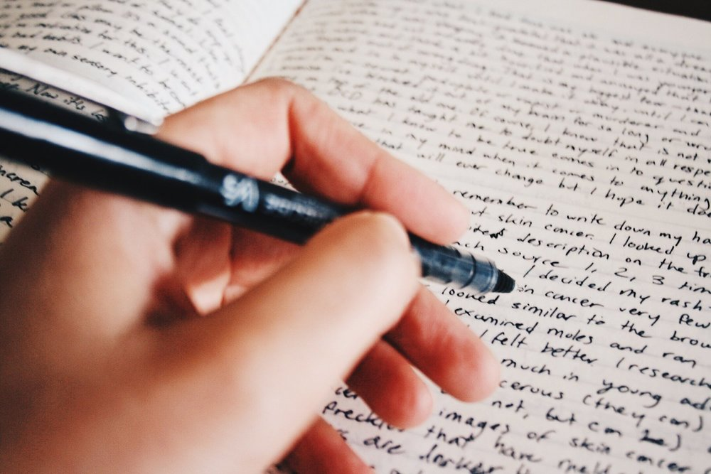how journaling can keep you healthy - 5 Mental and Physical Health Benefits of Self-Expressive Writing