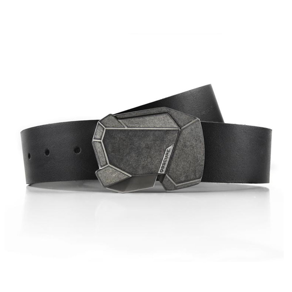 + A unique belt they won't find anywhere else - My partner bought himself one of these belts a while back and, honestly, they're honestly pretty nice. Obscure Belts pulls elements from some classic tropes–androids, spaceship parts, excalibur, and the like–to create a modern, classy belt. I highly recommend.(Image via Obscure Belts)