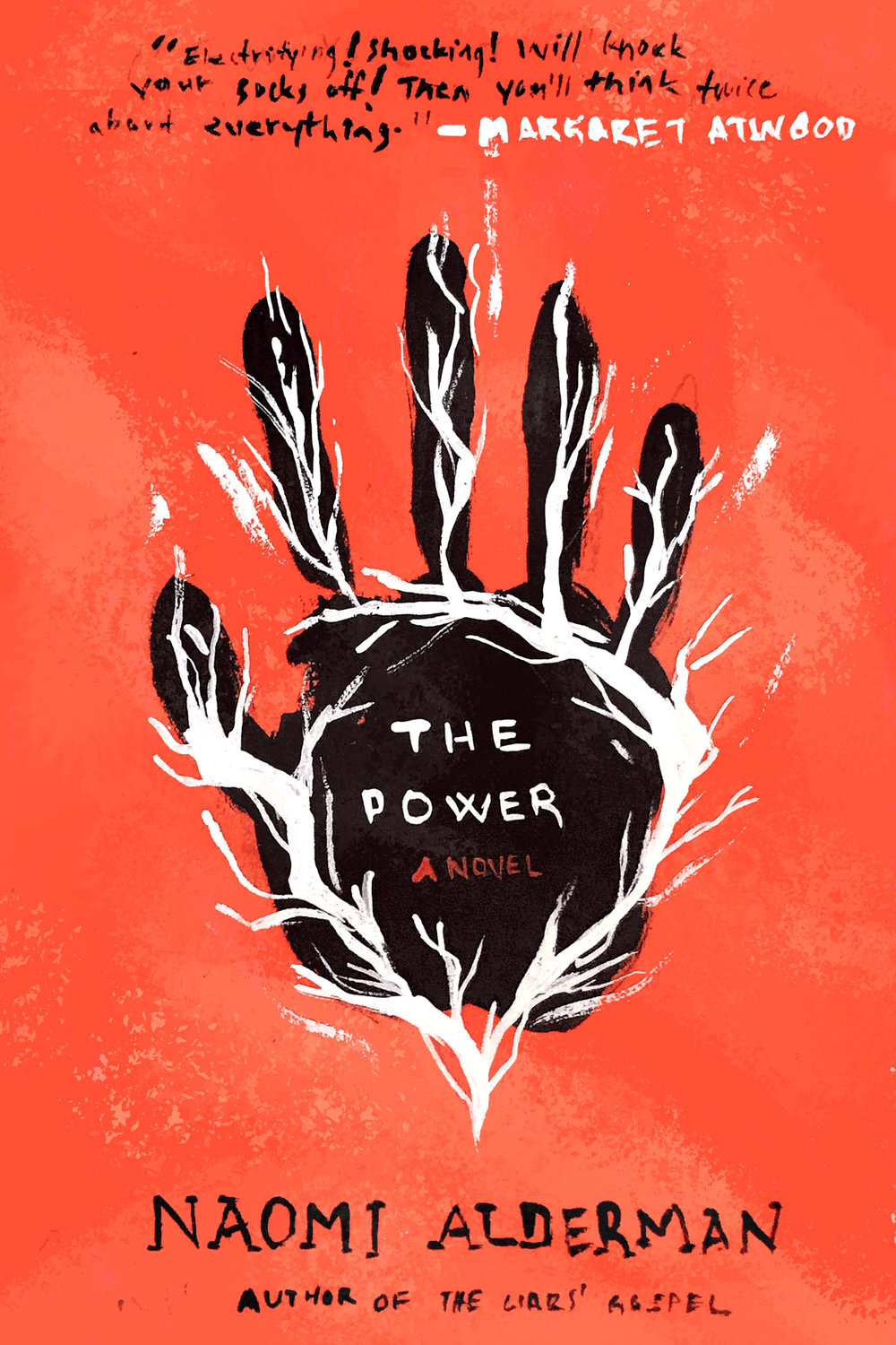The Powerby Naomi Alderman - (Audible | Amazon)In The Power the world is a recognisable place: there's a rich Nigerian kid who lounges around the family pool; a foster girl whose religious parents hide their true nature; a local American politician; a tough London girl from a tricky family. But something vital has changed, causing their lives to converge with devastating effect. Teenage girls now have immense physical power - they can cause agonising pain and even death. And, with this small twist of nature, the world changes utterly. (Goodreads summary)I tell everyone about this novel because it blew my goddamn mind.I do not want to give anything away (outside of the description above), but The Power forces you to consider our current social climate, politics,