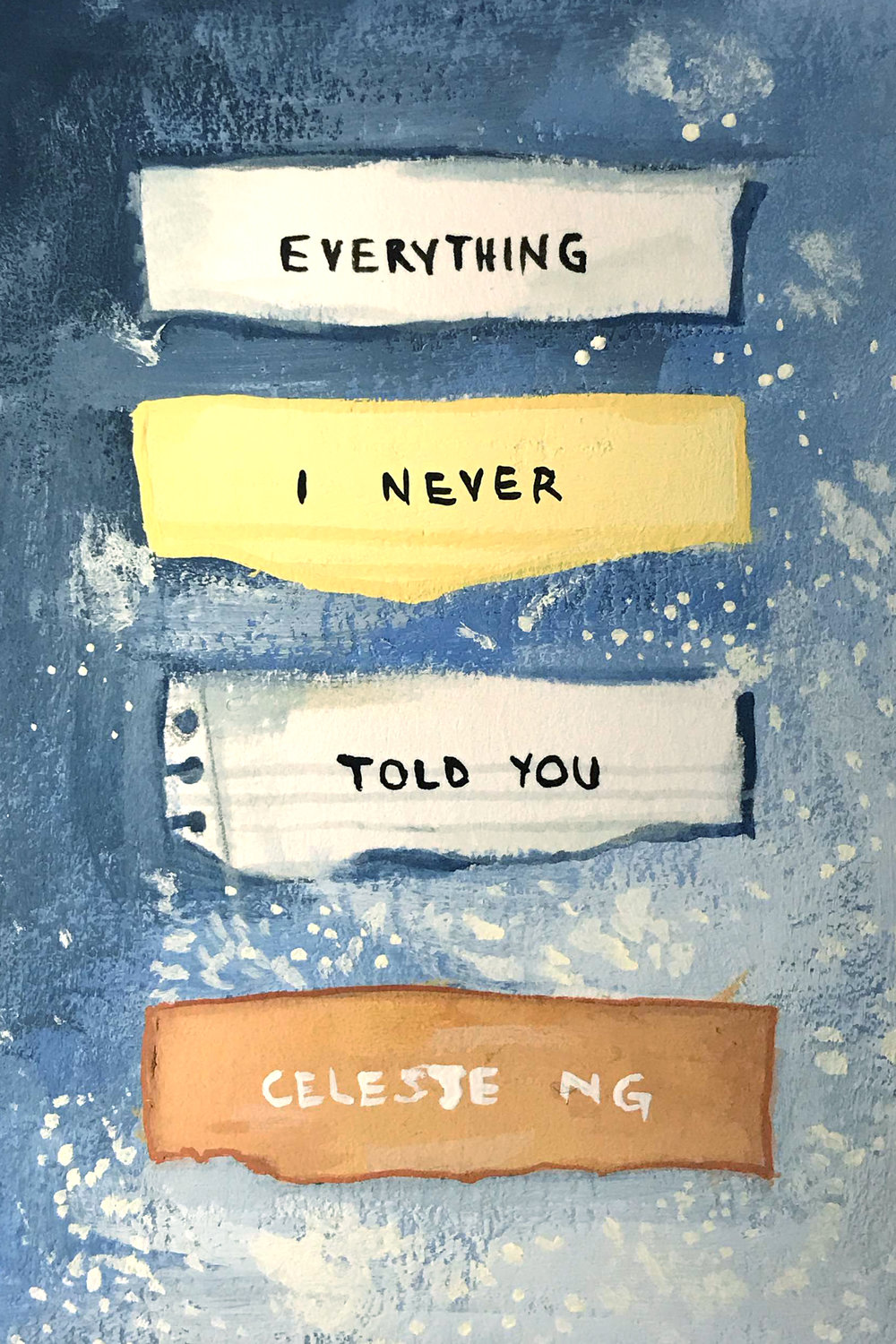 Everything I never Told Youby Celeste Ng - (Audible | Amazon)A profoundly moving story of family, history, and the meaning of home, Everything I Never Told You is both a gripping pause-resister and a sensitive family portrait, exploring the divisions between cultures and the rifts within a family and uncovering the ways in which mothers and daughters, fathers and sons, and husbands and wives struggle, all their lives, to understand one another. (Audible summary)I loved, loved, this book. This may be because I am biracial and I have lost a sibling and therefor I gravitate towards stories similar to my own (spoilerrrrr, except not really because death is addressed in the first line of this book), but it is more likely I enjoyed this novel because Everything I Never Told You is an expertly crafted story dripping with emotion. And I mean dripping. As in your eyes will pour water and your tears of happiness/sadness/grief/what-have-you will mark the pages forever. Okay, I'm being a tad overdramatic…but all I'm trying to say is that this book is phenomenal and will have you sobbing.Everything I Never Told You broke my heart, repaired it, and broke it again. And yet I know this is a story I will return to every year, as I have never read prose that has moved me in such a way. I cannot recommend it enough.