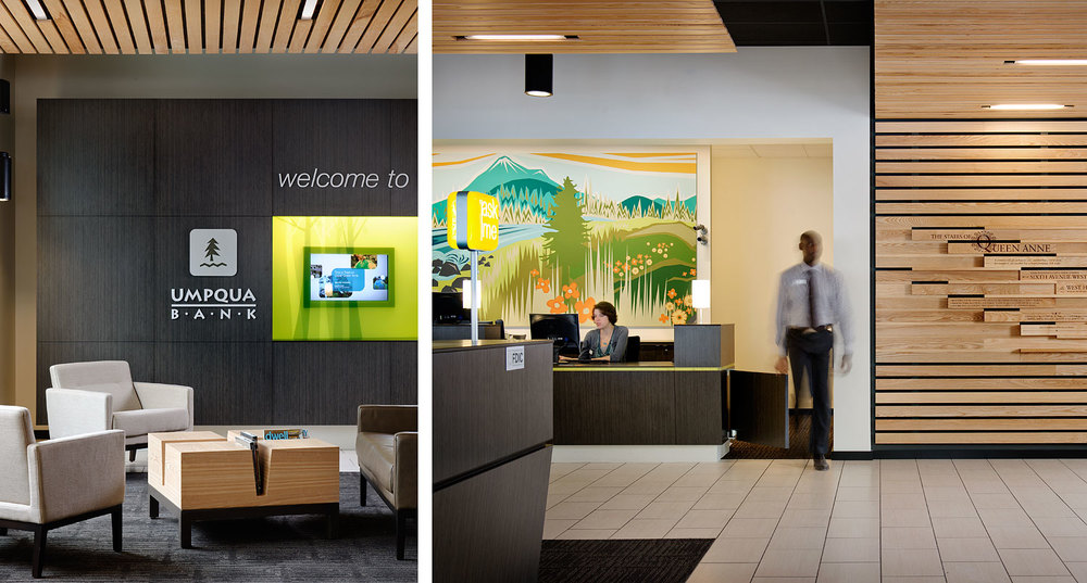 Umpqua Bank - Seattle, WA