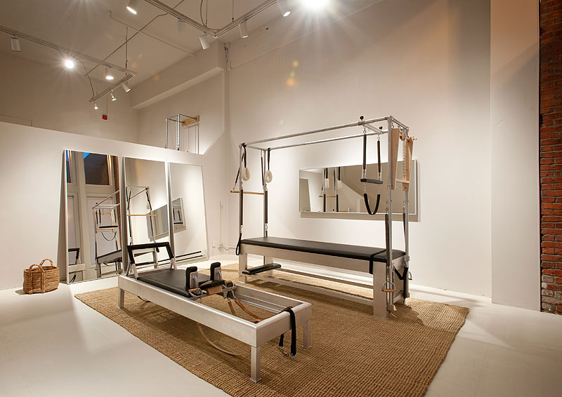 Pilates studio ideas images for A beautiful you at vesuvio salon studios