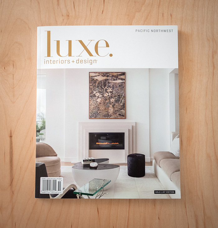 On The Cover Luxe Interiors Design Winter 2015