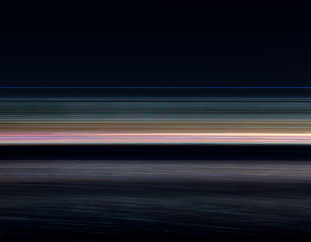 Untitled #14 (Skyline), 2017