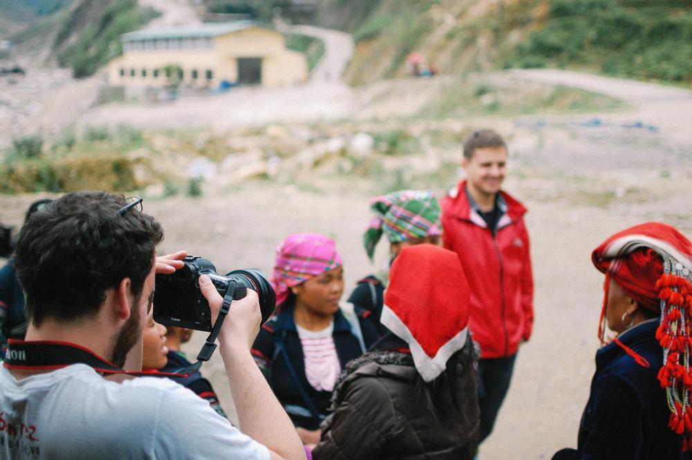 COMMUNITY BASED, SUSTAINABLE TOURISM TRAINING   SAPA, VIETNAM    Learn more