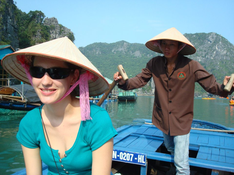 Louise in Vietnam