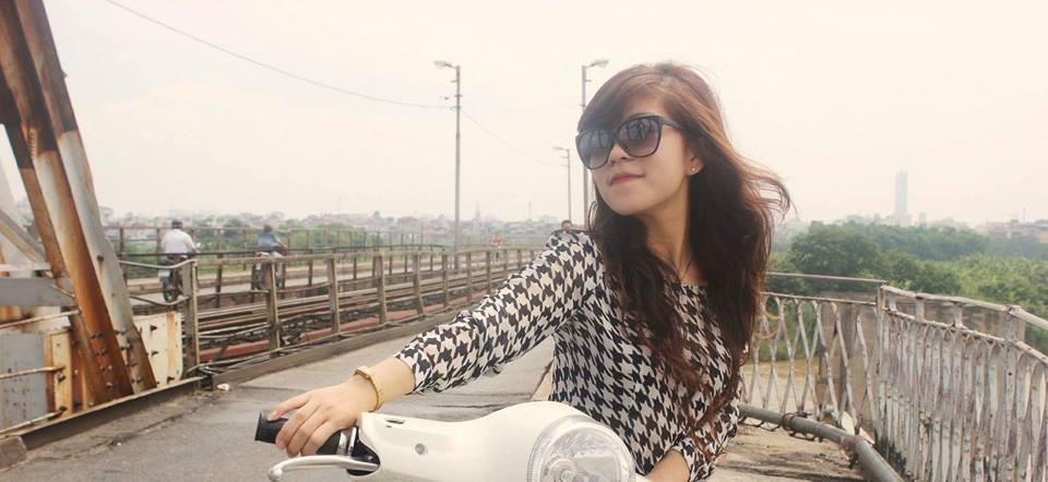 Ms. Tho in Hanoi