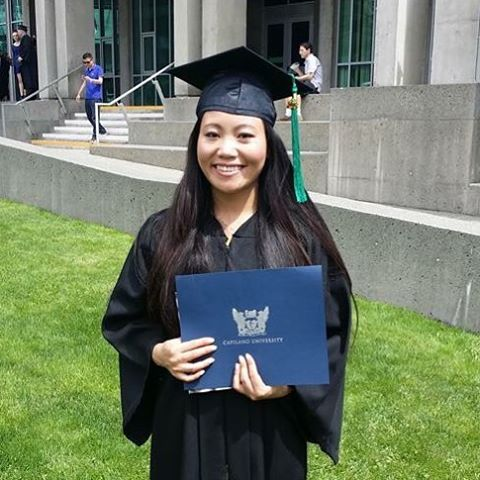 What a tremendous journey this young woman has been on! From Taphin to Canada, congratulations Lo May on completing your Tourism Management Diploma at @capilanou!  @capilanotourism @caputourismintl @capugrads  #dreambig #crushinggoals #congratulations #graduate