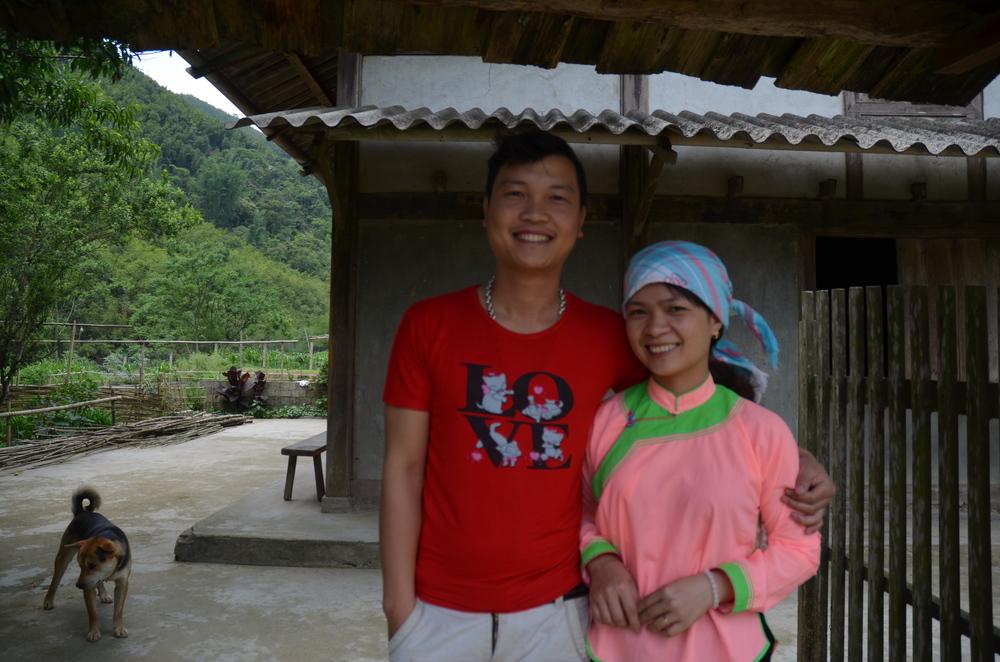 Ms. Hoa & Mr. Hiep
