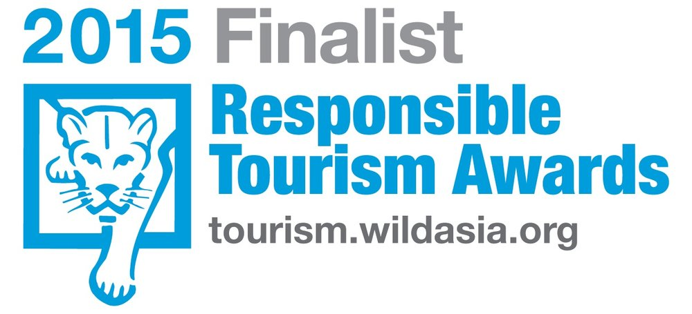 The CBT Vietnam project is honoured to be selected as a finalist for the  2015 Wild Asia Responsible Tourism Award for Most Inspiring Responsible Tourism Initiative.