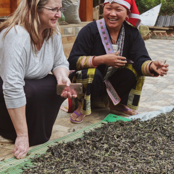 Evaluating the previous CBT Vietnam Project in Lao Chai and Ta Phin. The welcoming ethnic minorities have been successfully running their homestays, creating economic benefits. It was amazing to connect and reconnect with these wonderful people!  #Vietnam #Sapa #community #tourism