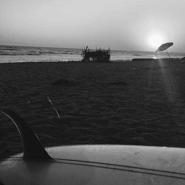 Nothing better than a summer sunset    San Onofre  #weekend #california #surf