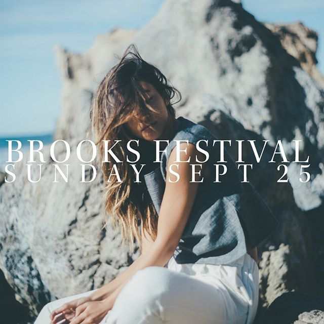 This Sunday 11-Sunset in Venice // General Admission and Fiore Designs present Brooks Festival // Where : Brooks (btw Pacific & Speedway) // What : Pop-ups by Venice's Favorite Small Businesses , Music, Food , 10% of Net Proceeds to @theteenprojectca  @#thisonesforvenice @deuscustoms  @lonewolfsobjetsdsurf @gottahaveitvenice @lilyashwell  @outerknown @brunosvenice  @thevenicewhaler @thegoldenstatestore @shoplcd