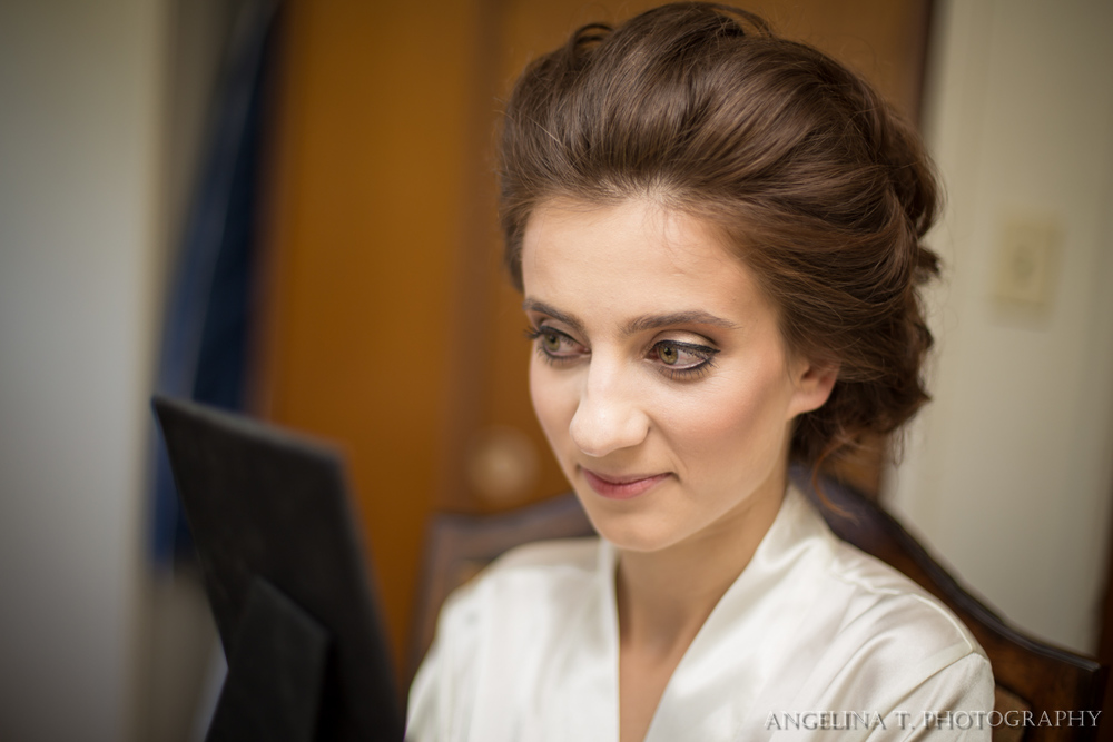 sacramento wedding photography bride getting ready