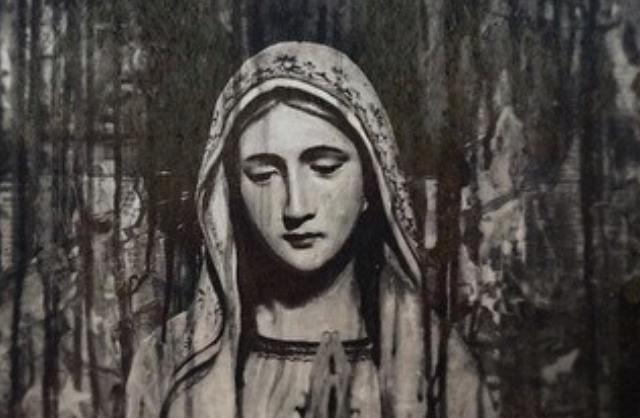 A Lesbian The Virgin Mary