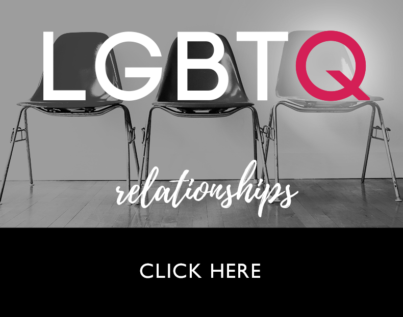 GAY COUPLES THERAPY | lgbtq therapist | queer RELATIONSHIPS | LESBIAN COUPLES therapy |