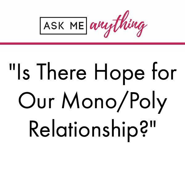 Polyamorous relationship advice