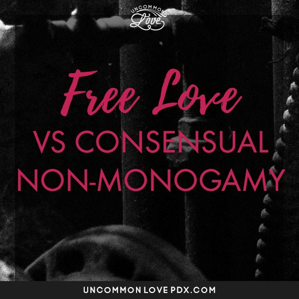 FREE LOVE AND NONMONOGAMY POLYAMORY OPEN RELATIONSHIP OPEN MARRIAGE