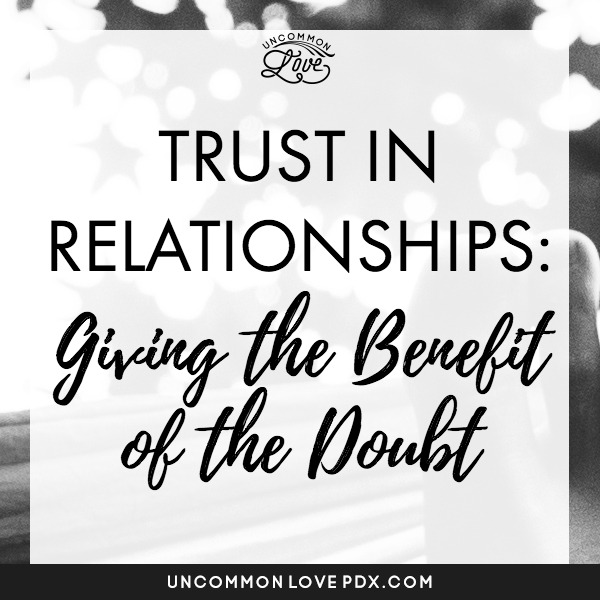 trust in relationships | trust and nonmonogamy | trust in polyamory