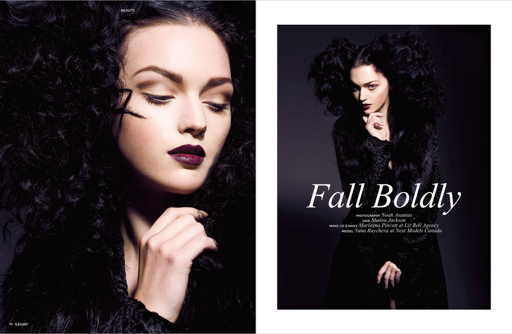 Fall Boldly
