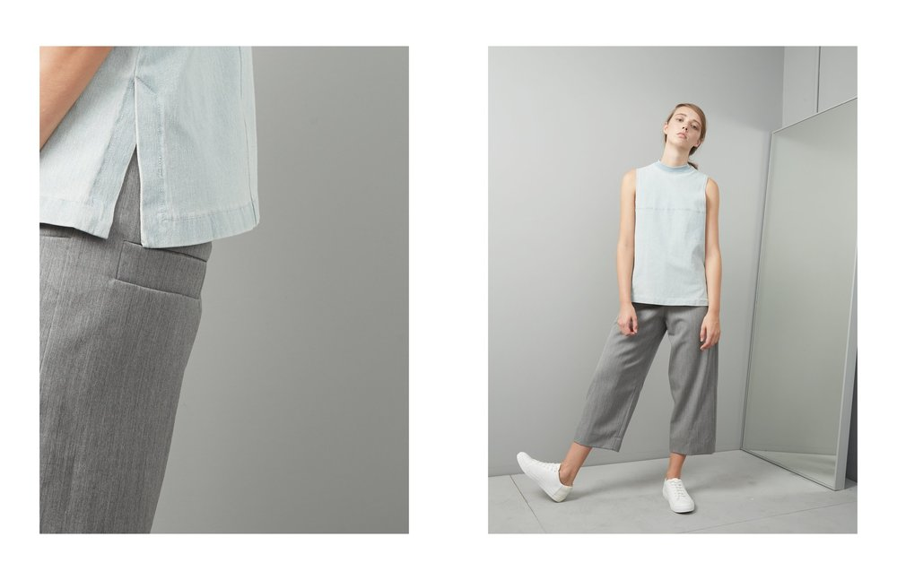 Hemsmith  Nordic Blue Lookbook