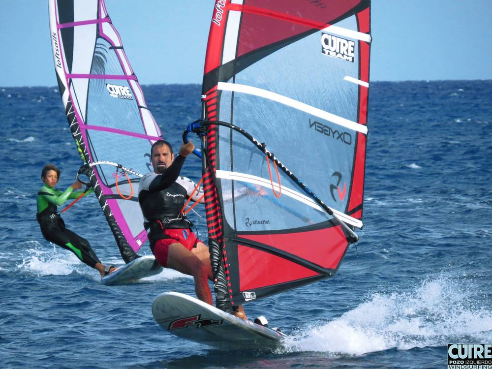 Windsurf School (Gran Canaria - Pozo Izquierdo) - Recycling