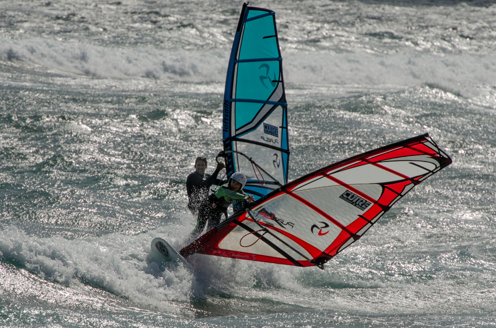 Windsurfing School - Advanced (Gran Canaria - Pozo Izquierdo)