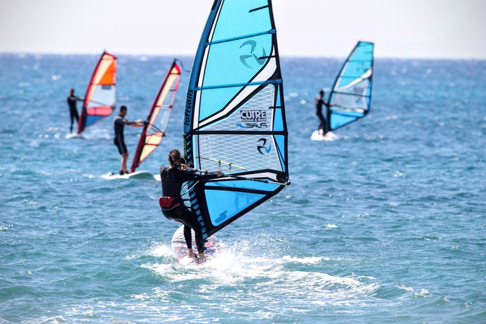 Windsurf School (Gran Canaria - Pozo Izquierdo)