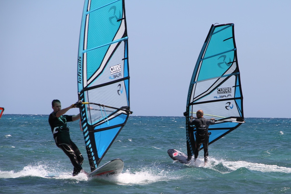 Windsurf School (Gran Canaria - Pozo Izquierdo) - Initiation