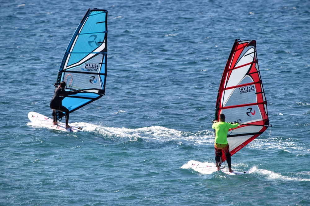 Windsurf School (Gran Canaria - Pozo Izquierdo) - Intermediate