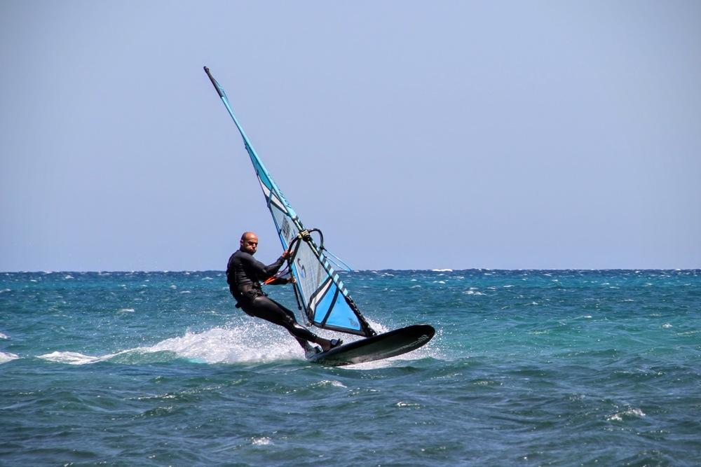 Windsurf Rental (Bahía de Formas - Gran Canaria) Flat Water