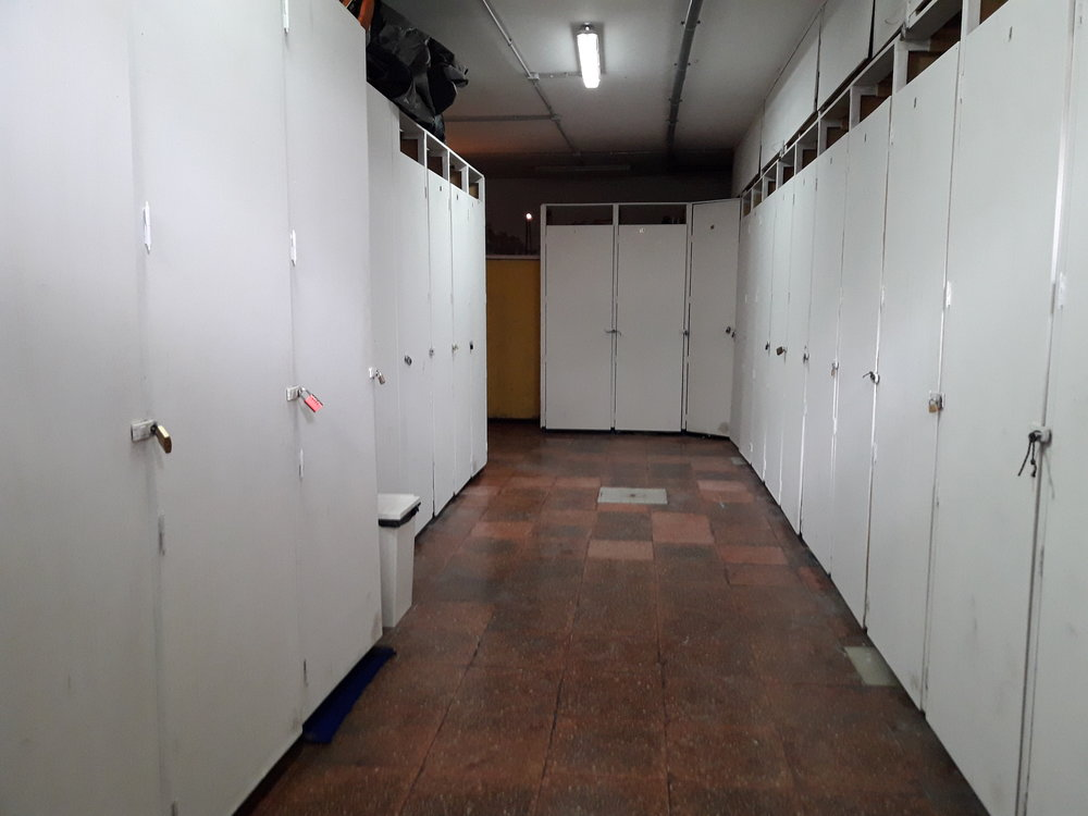 Windsurf Board Storage in Pozo Izquierdo (Gran Canaria)