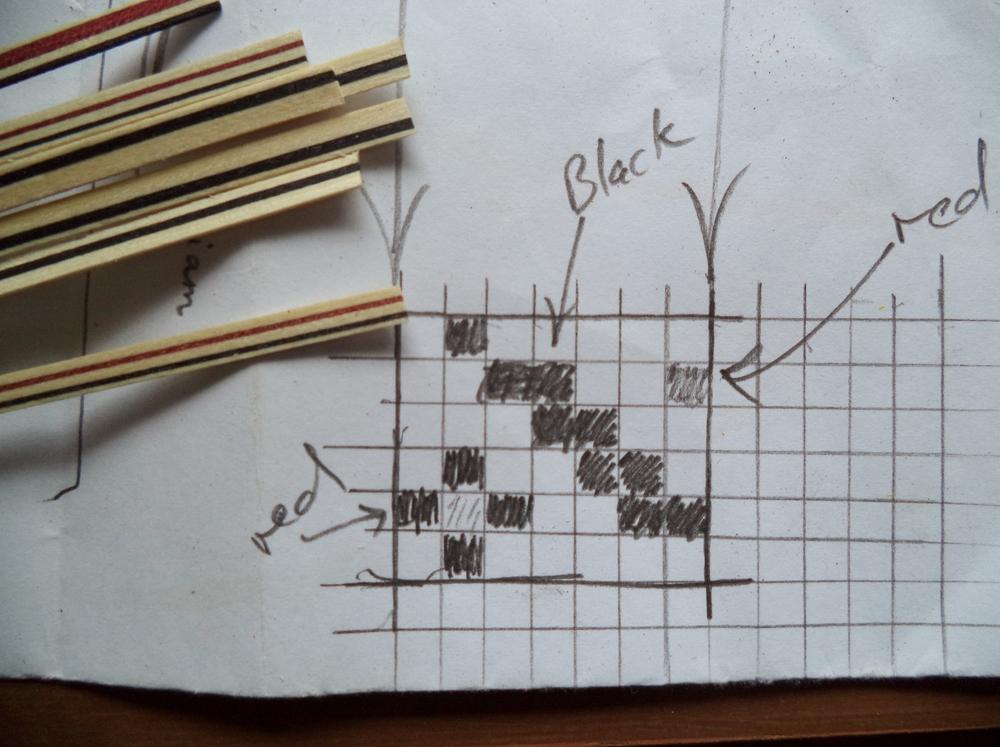 Designing a rosette