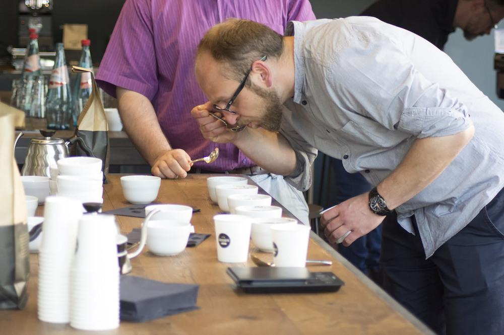 Nordic Approach Event - Cupping - VA espresso machines GmbH (2).jpg