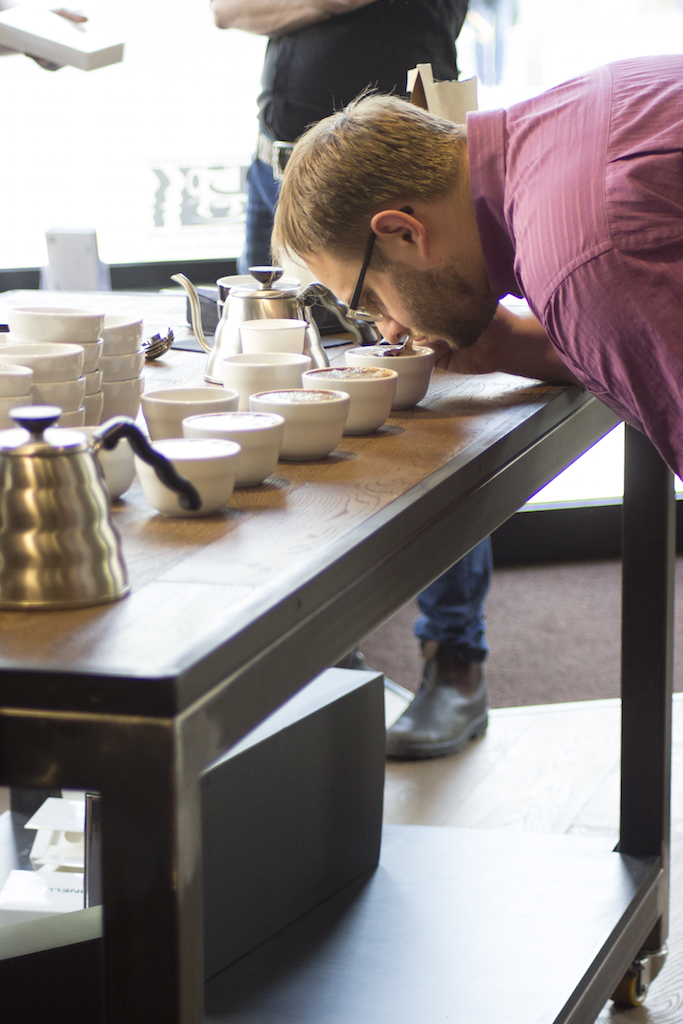 Nordic Approach Event - Cupping - VA espresso machines GmbH.jpg