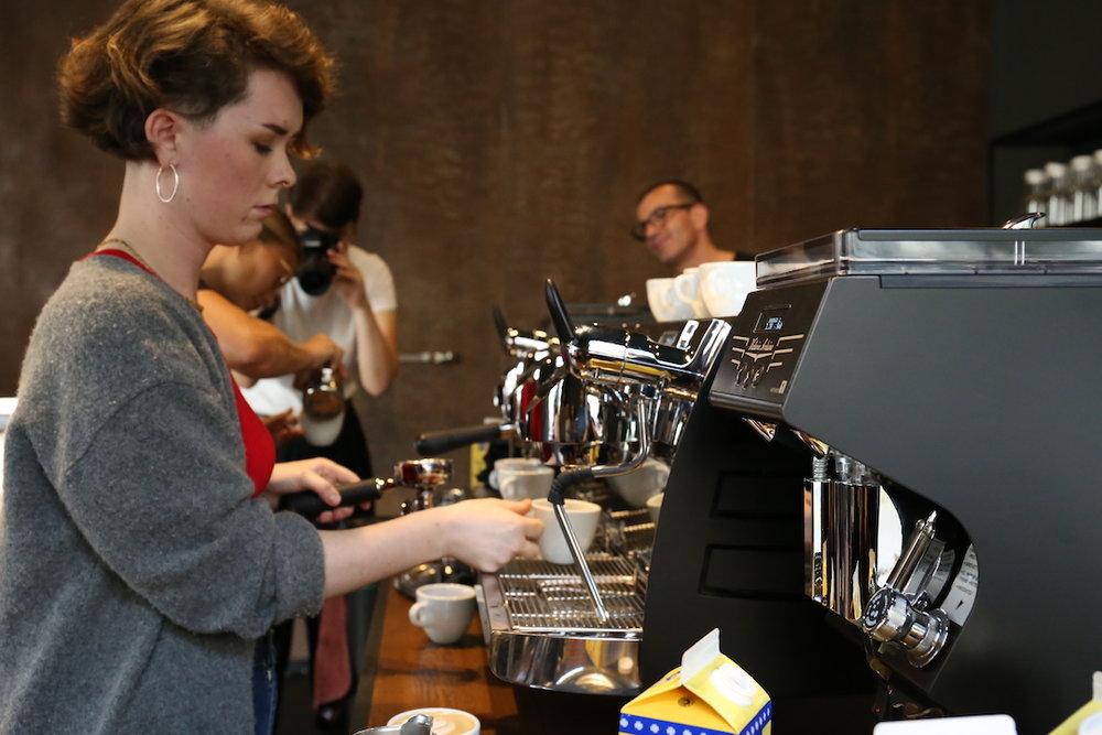 VA espresso machines Berlin Coffee Festival Victoria Arduino Women's Latte Art ThrowdownIMG_1671.JPG
