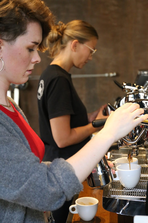 VA espresso machines Berlin Coffee Festival Victoria Arduino Women's Latte Art ThrowdownIMG_1679.JPG