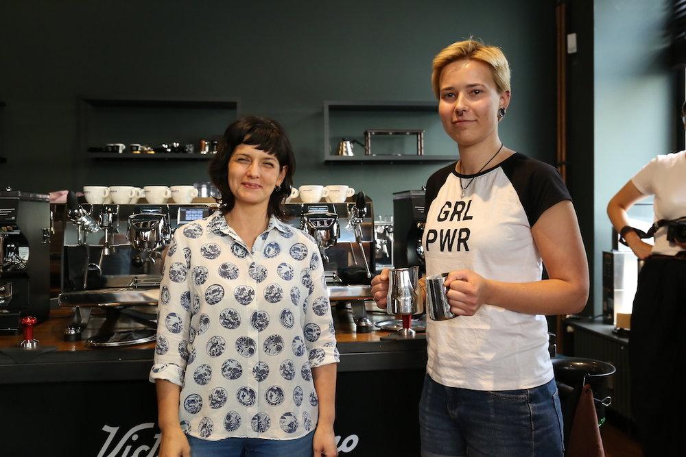 VA espresso machines Berlin Coffee Festival Victoria Arduino Women's Latte Art ThrowdownIMG_1814.JPG