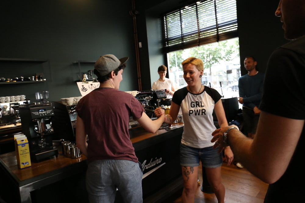 VA espresso machines Berlin Coffee Festival Victoria Arduino Women's Latte Art ThrowdownIMG_1941.JPG
