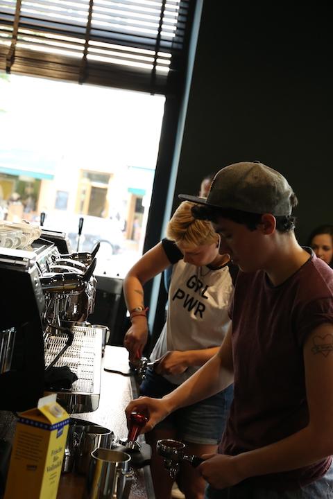 VA espresso machines Berlin Coffee Festival Victoria Arduino Women's Latte Art ThrowdownIMG_1958.JPG