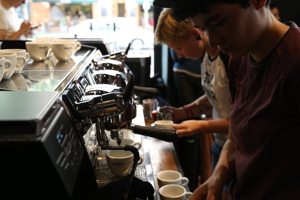 VA espresso machines Berlin Coffee Festival Victoria Arduino Women's Latte Art ThrowdownIMG_1970.JPG