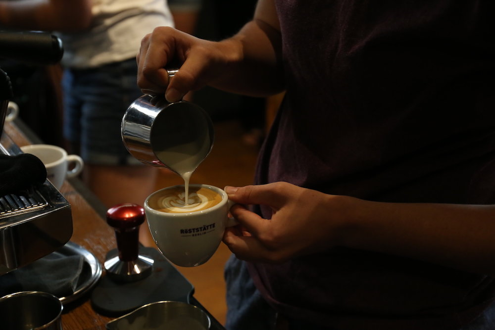 VA espresso machines Berlin Coffee Festival Victoria Arduino Women's Latte Art ThrowdownIMG_1974.JPG