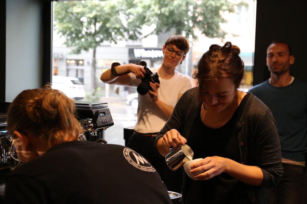 VA espresso machines Berlin Coffee Festival Victoria Arduino Women's Latte Art ThrowdownIMG_2130.JPG