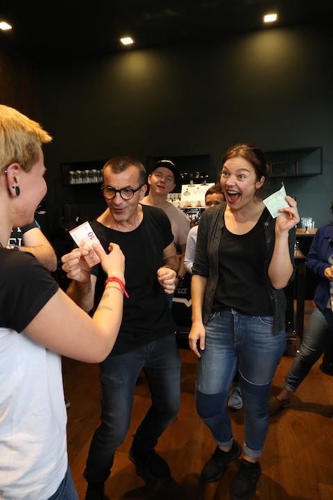 VA espresso machines Berlin Coffee Festival Victoria Arduino Women's Latte Art ThrowdownIMG_2363.JPG