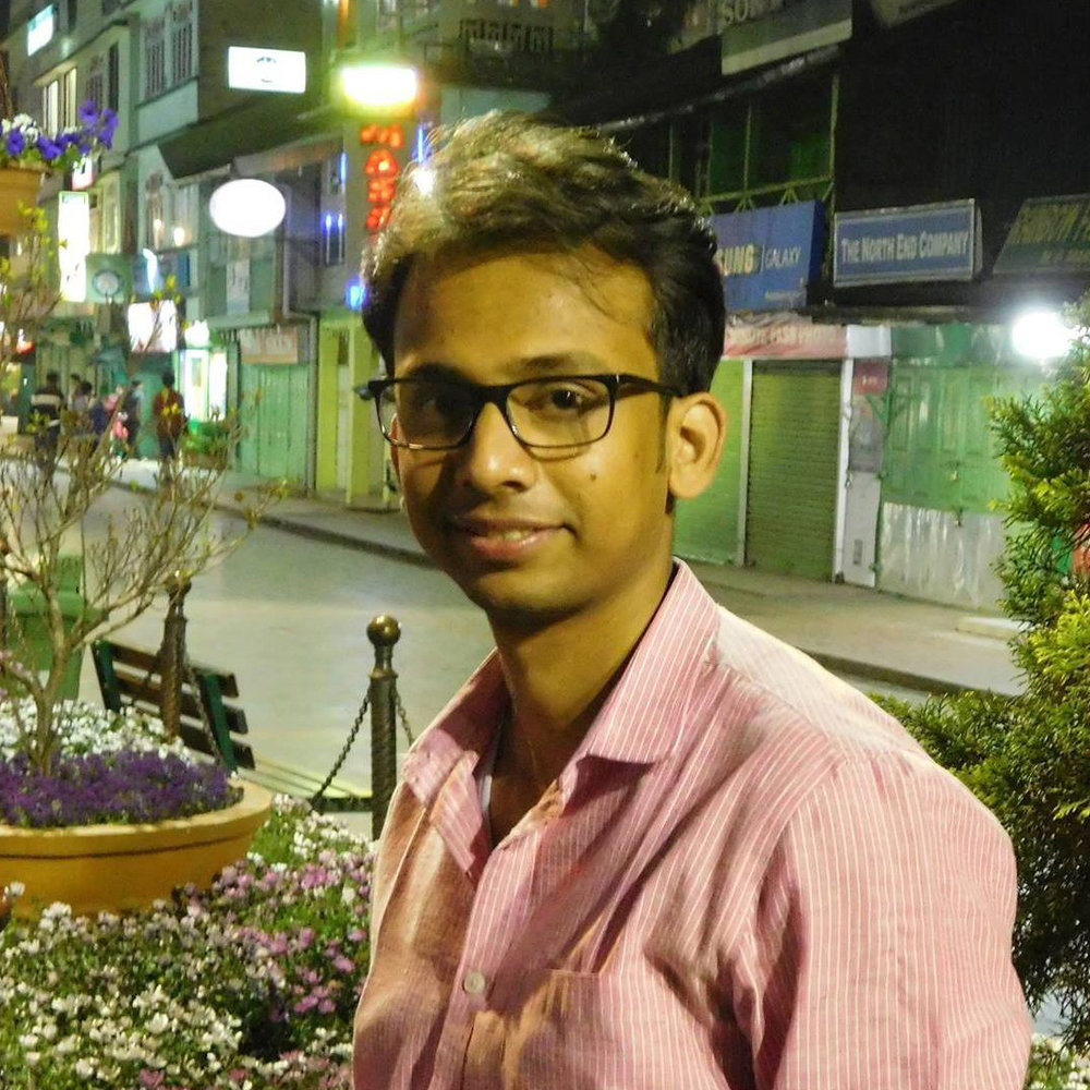 Jeet Ghosh,Outsource Project Manager - Living in Kolkata, India, Jeet is our Project Manager at Digital Aptech, an overseas company that partners with Wharton Apps. Jeet has a number of hobbies including blogging, photography, and mountaineering.
