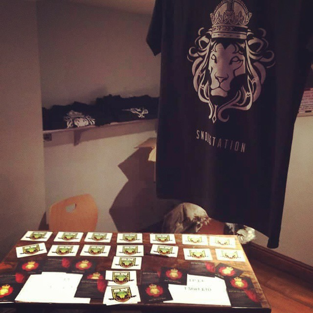 T-shirts and Eps always available at - http://sndubstation.bigcartel.com/products