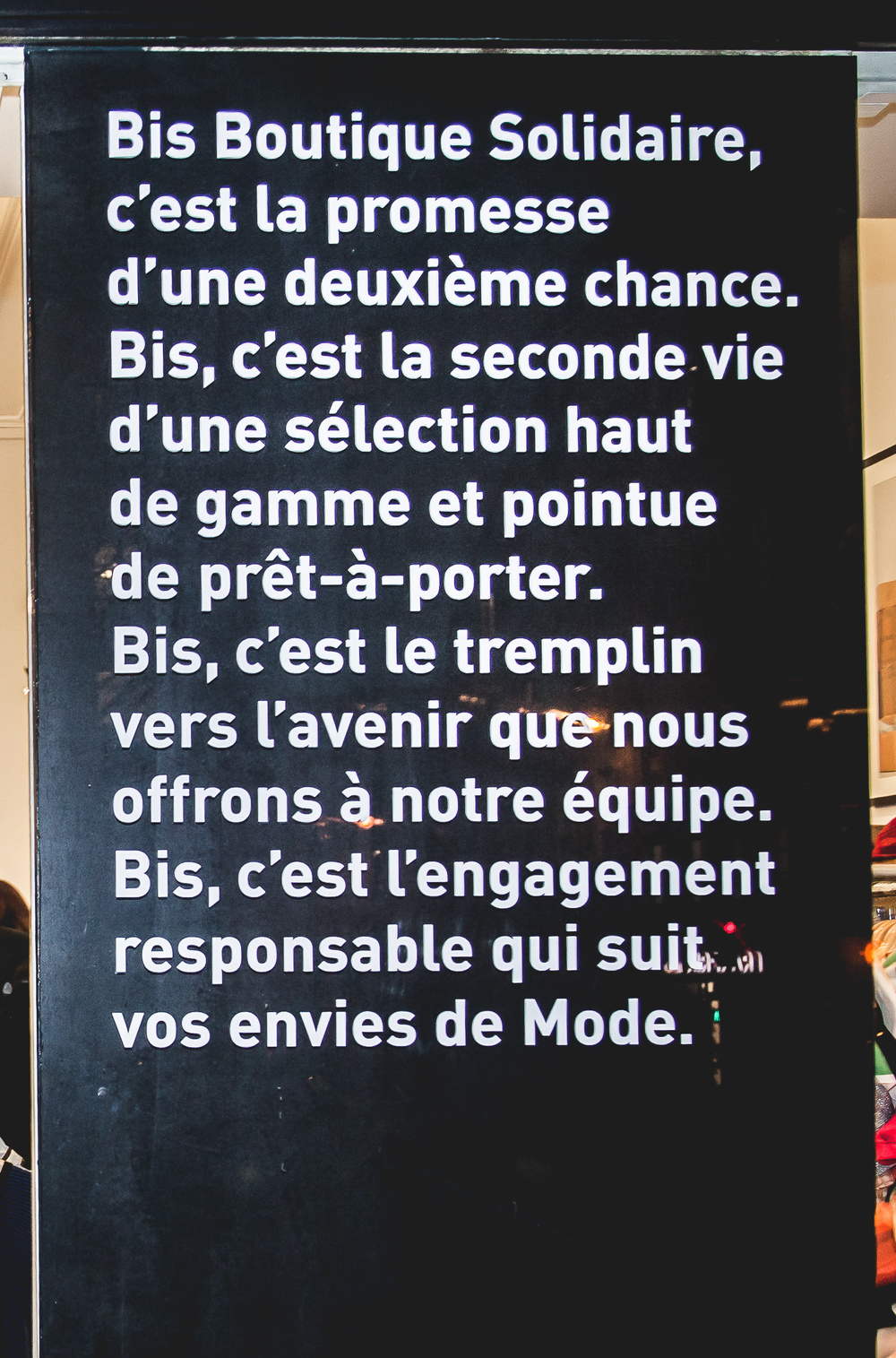 Bis Boutique Solidaire