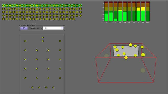 A look at the mixing software from Dolby Atmos