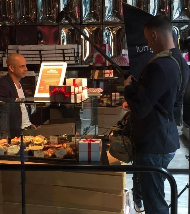 Interview with Adriano Zumbo